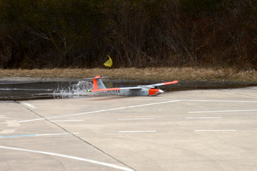 NJIT Test Flight 14