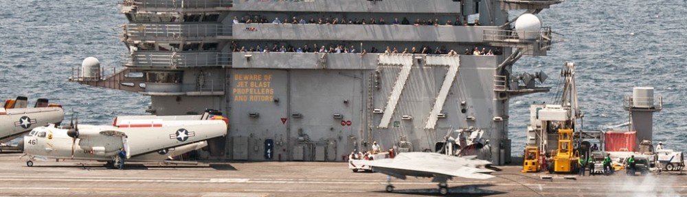 From Top Gun to the X-47-B