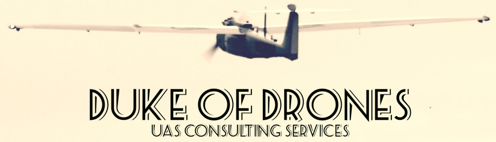 Duke of Drones – Consulting