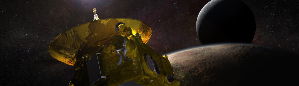 New Horizons passes Pluto